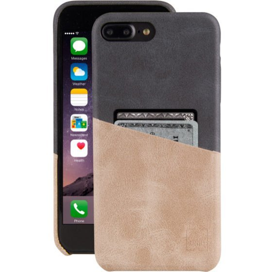 Uniq Outfitter ID Vintage Case for iPhone 7 Plus (Homme Ash)