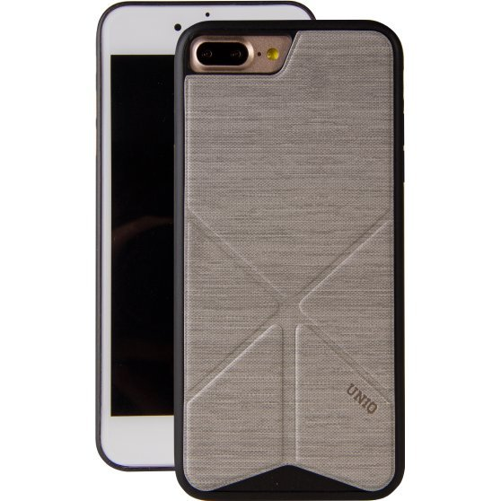 Uniq Transforma Ligne Case for iPhone 7 Plus (Ash)