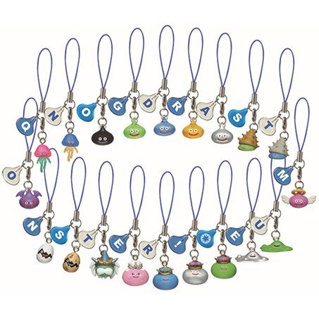 Dragon Quest Monster Mascot Collection -Slime ga Ippai Ver.- (Set of 12 pieces)