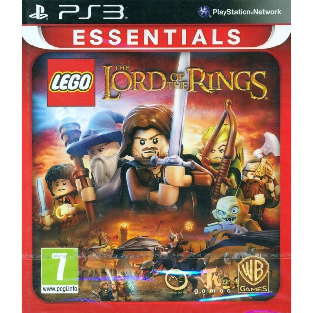 LEGO The Lord of the Rings (Essentials)