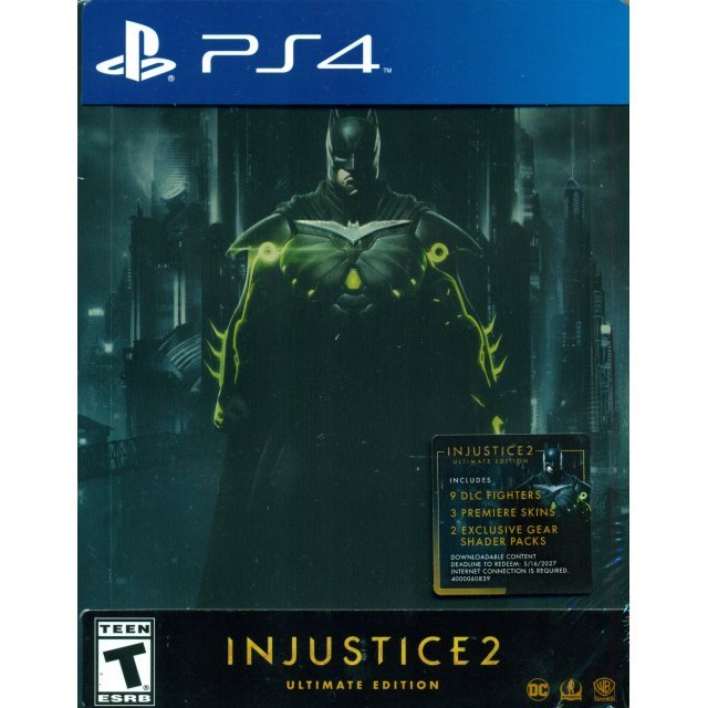 Injustice 2 [Ultimate Edition]