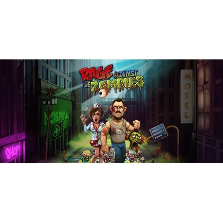 Rage Against The Zombies (Steam)