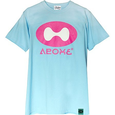 Splatoon - Ikanome T-shirt Light Blue (S Size)