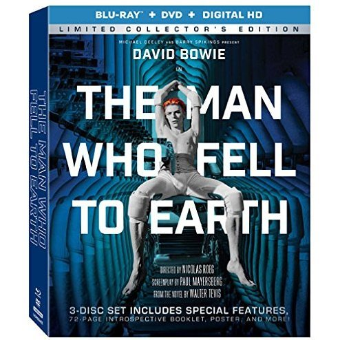 The Man Who Fell To Earth [Blu-ray+DVD+Digital HD] (Limited Edition)