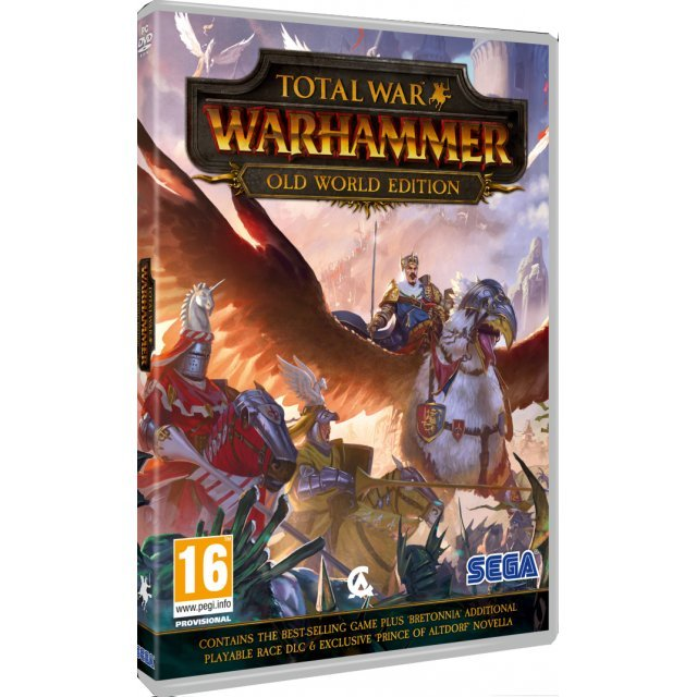 Total War: Warhammer [Old World Edition] (Steam)