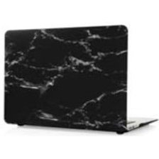 Uniq MacBook Pro 13 Inch Marbre Case (Noir)