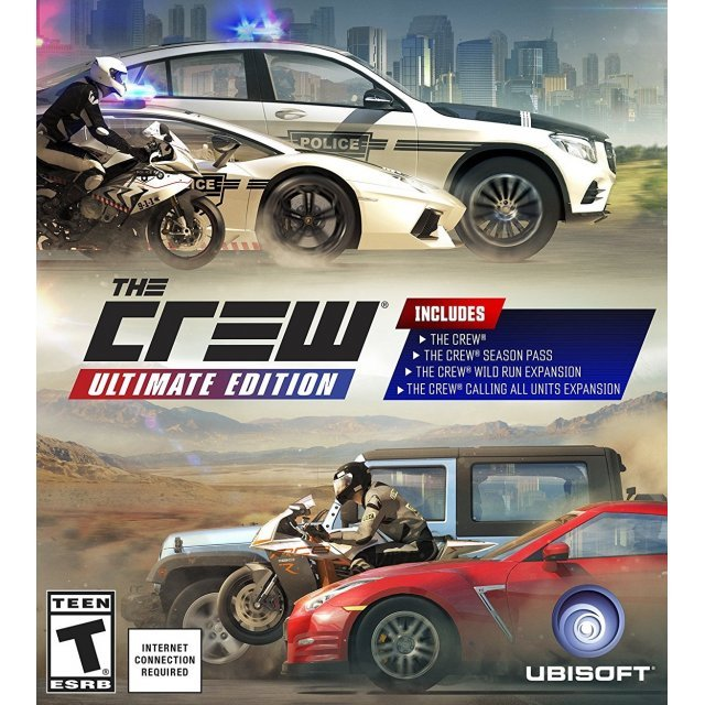 The Crew: Ultimate Edition (Uplay)