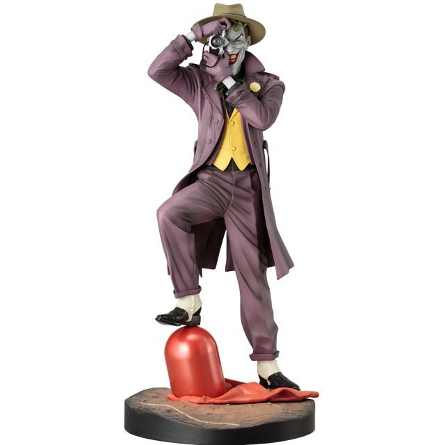 ARTFX DC Universe 1/6 Scale Pre-Painted Figure: Joker -The Killing Joke- Second Edition