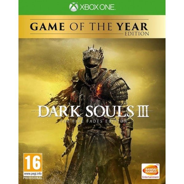 Dark Souls III: The Fire Fades Edition [Game of The Year Edition]