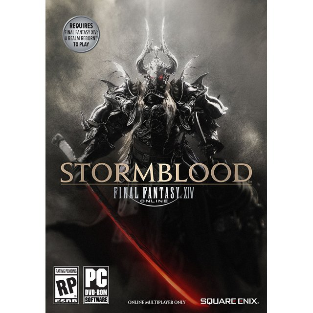 Final Fantasy XIV: Stormblood (DVD-ROM)