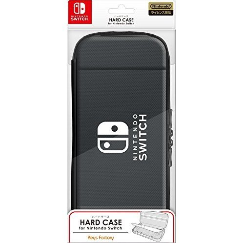 Hard Case for Nintendo Switch (Black)