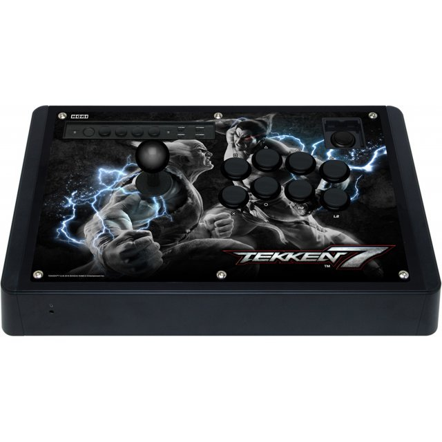 Tekken 7 Fighting Stick for PlayStation 4