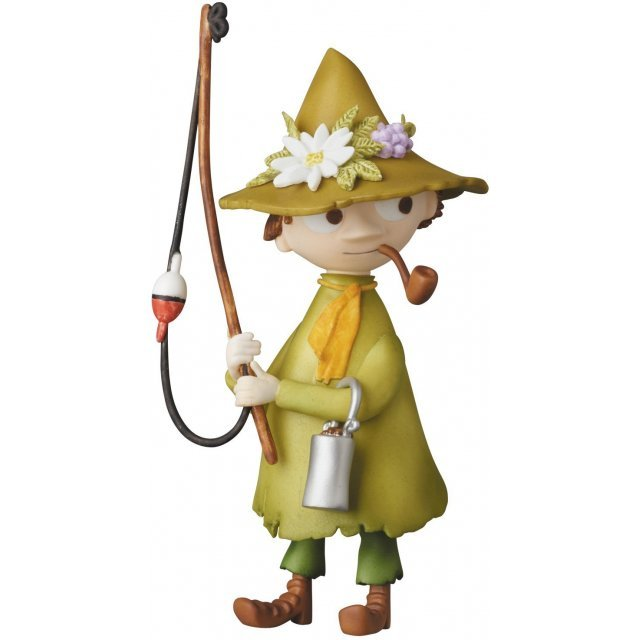 Ultra Detail Figure Moomin Series 2: Snufkin with Fishing Rod