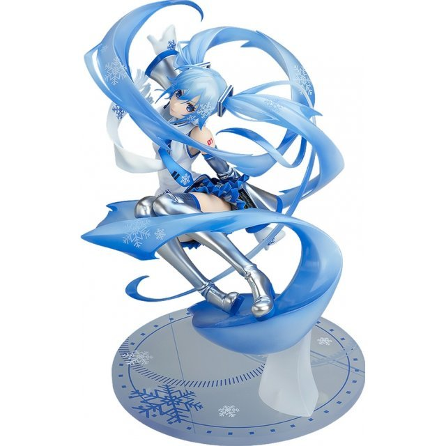 Character Vocal Series 01 Hatsune Miku 1/7 Scale Pre-Painted Figure: Snow Miku