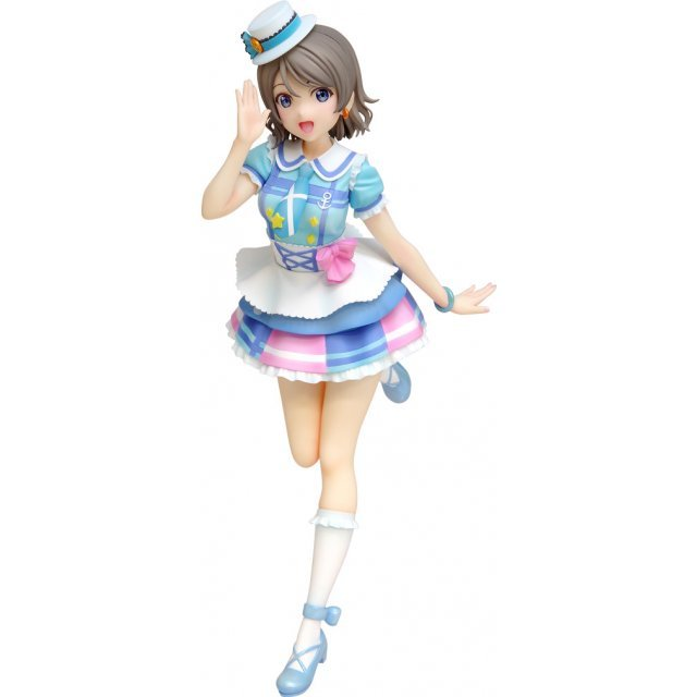 Love Live! Sunshine!! Dream Tech 1/8 Scale Figure: Watanabe You Kimi no Kokoro wa Kagayaiteru kai? Ver.
