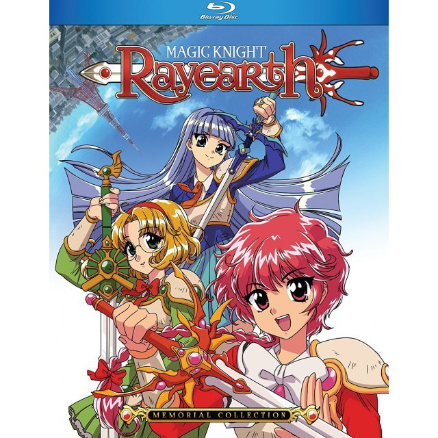 Magic Knight Rayearth: Memorial Collection