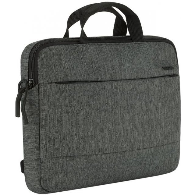 Incase City Brief Macbook Pro 13 Inch (Heather Black/Gunmetal Gray)