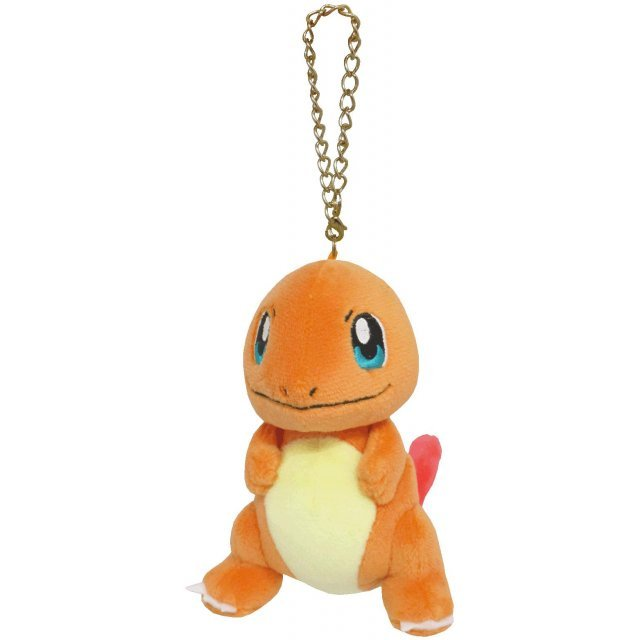 Pocket Monsters All Star Collection Mascot: Charmander