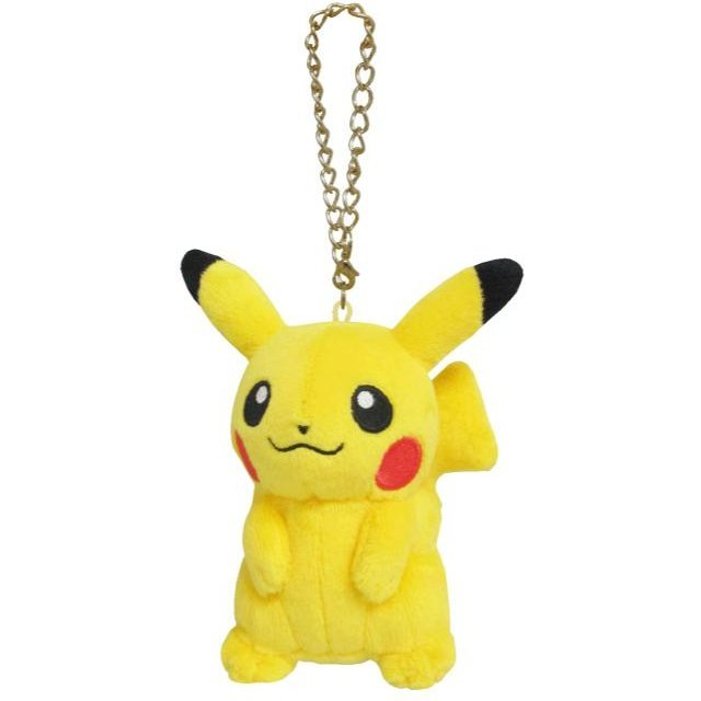 Pocket Monsters All Star Collection Mascot: Pikachu