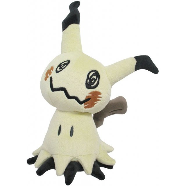 Pocket Monsters All Star Collection Plush: Mimikyu (S)