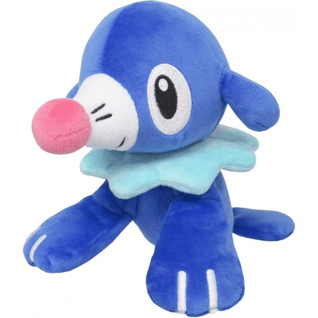 Pocket Monsters All Star Collection Plush: Popplio (S)