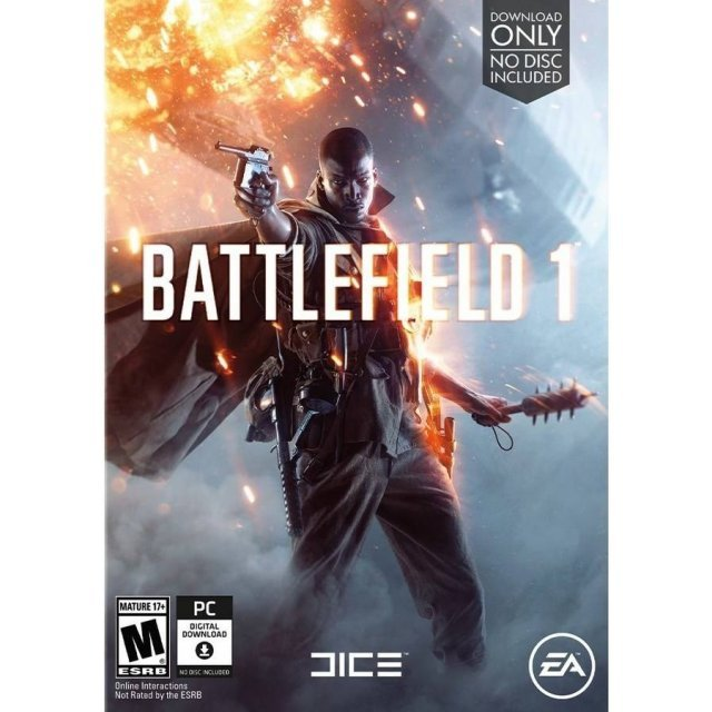 Battlefield 1 [PL/RU] (Origin)