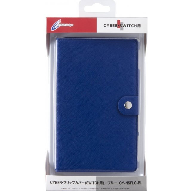 Flip Cover for Nintendo Switch (Blue)