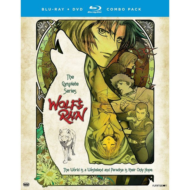 Wolf's Rain: Complete Series [Blu-ray+DVD+Digital HD]