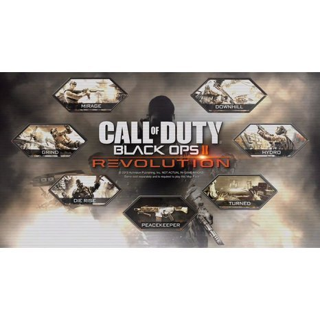 Call of Duty: Black Ops 2 - Revolution [DLC] (Steam)