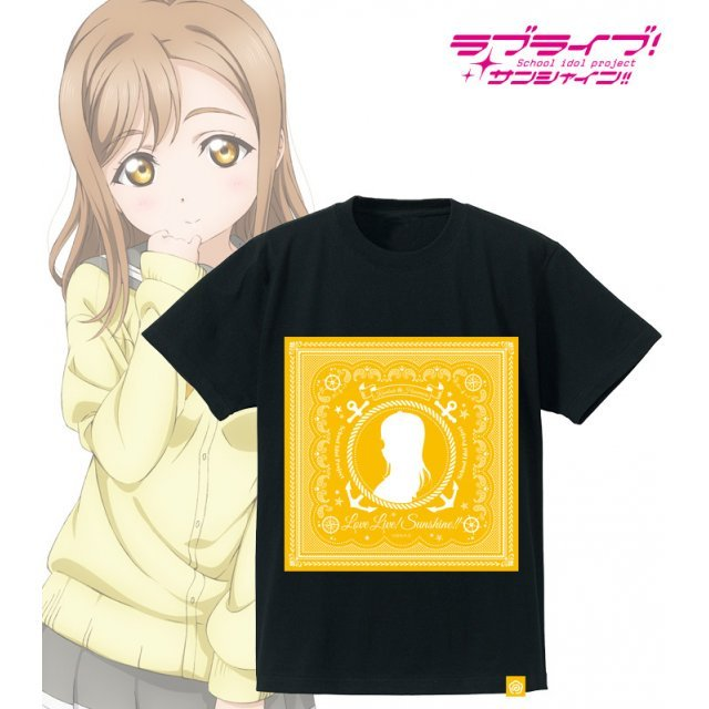 Love Live! Sunshine!! Bandana T-shirt Kunikida Hanamaru (Ladies XL Size)