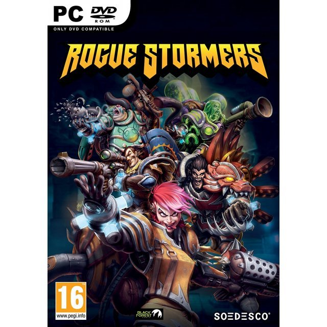 Rogue Stormers (DVD-ROM)