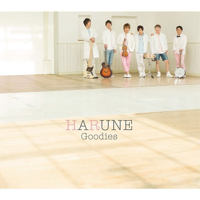 Harune [CD+DVD Limited Edition]