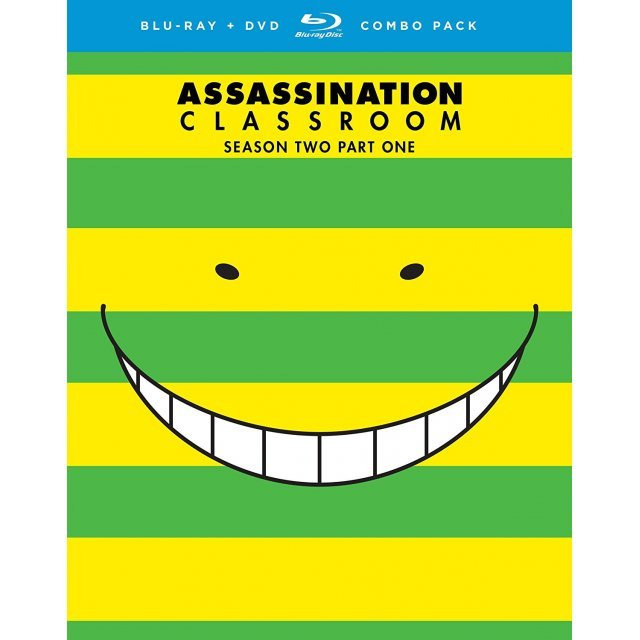 Assassination Classroom: Season Two Part One