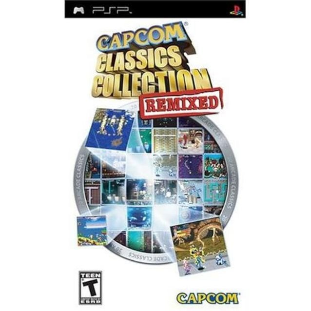 Capcom Classics Collection Remixed (Favorites)