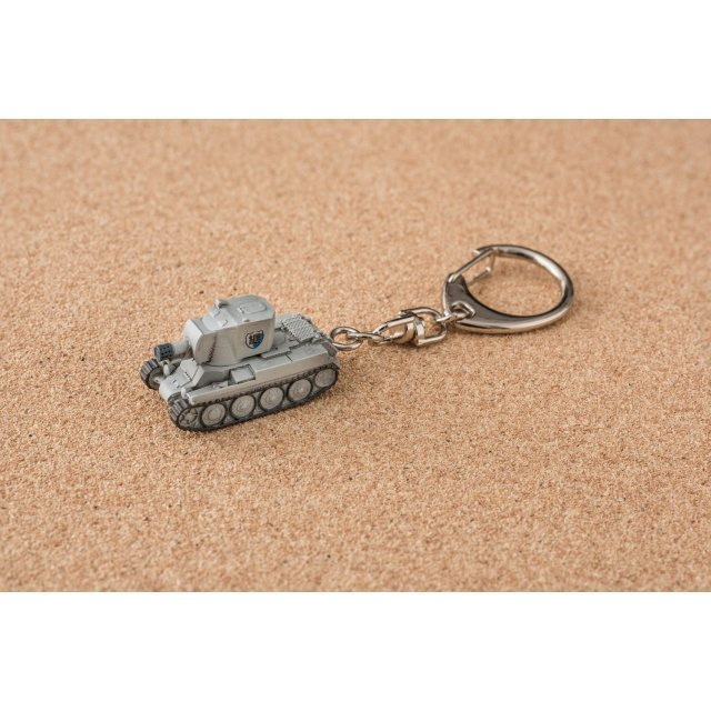 Girls und Panzer der Film Memorial Charm: BT42