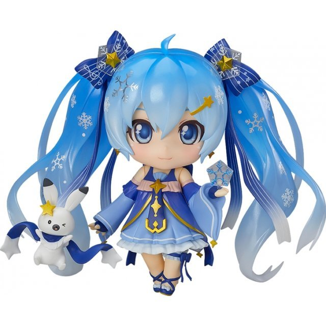 Nendoroid No. 701 Character Vocal Series 01 Hatsune Miku: Snow Miku Twinkle Snow Ver.