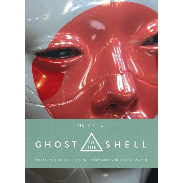 The Art of Ghost in the Shell (Hardcover)