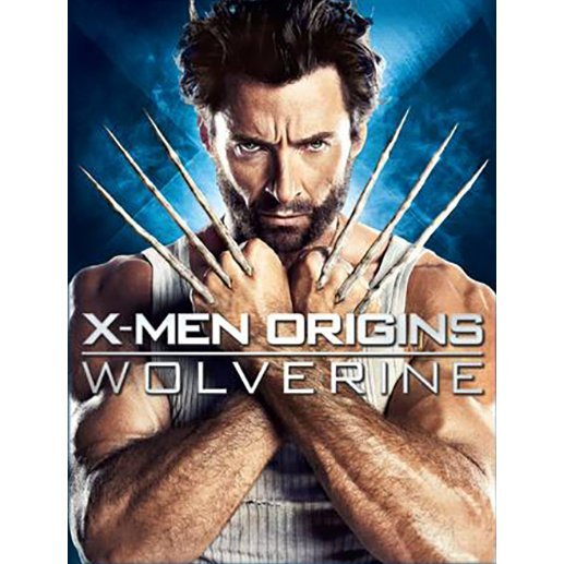 X-Men Origins: Wolverine (Lenticular Steelbook Edition)