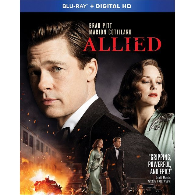 Allied [Blu-ray+Digital HD]