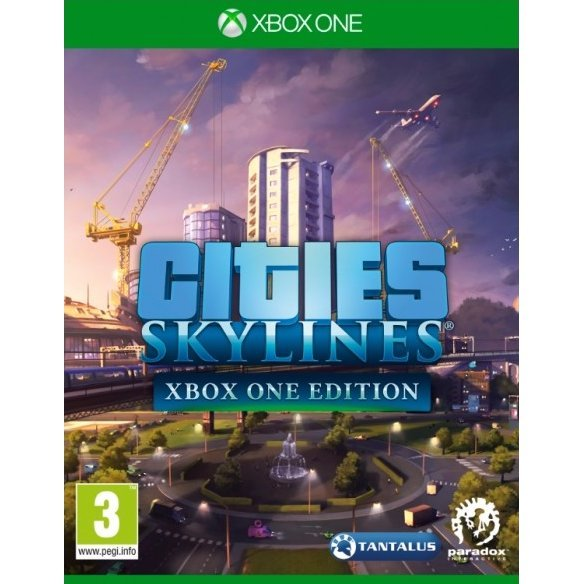 Cities: Skylines [Xbox One Edition]