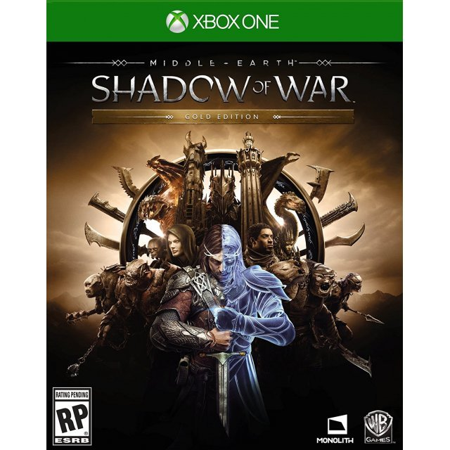 Middle-earth: Shadow of War [Gold Edition]