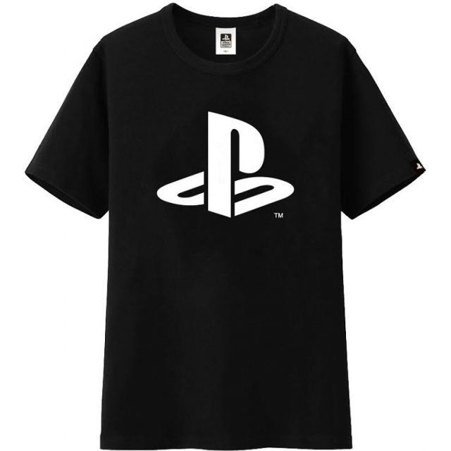 PlayStation Ultimate Black T-shirt (XL Size)
