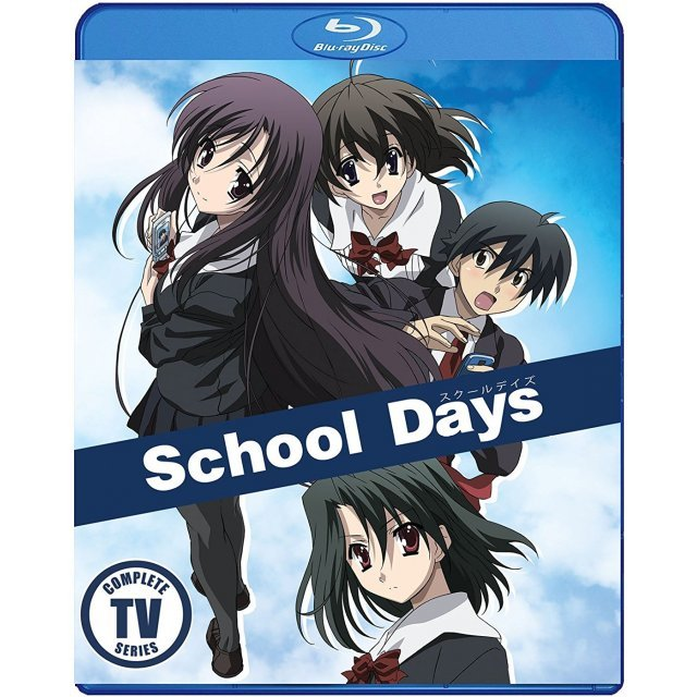 School Days: Complete Series