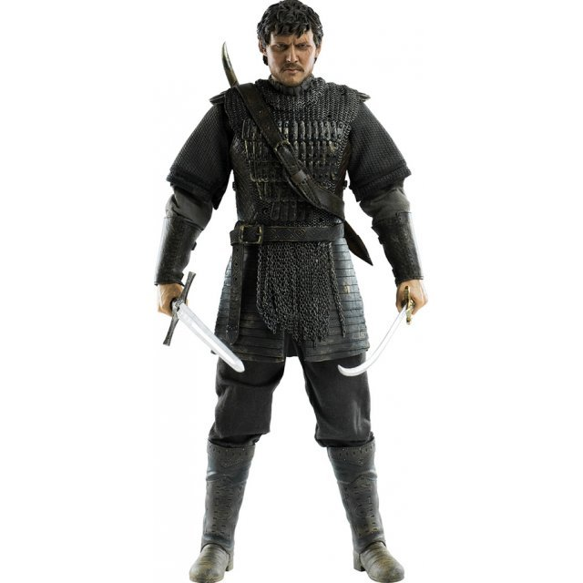 The Great Wall 1/6 Scale Action Figure: Pero Tovar