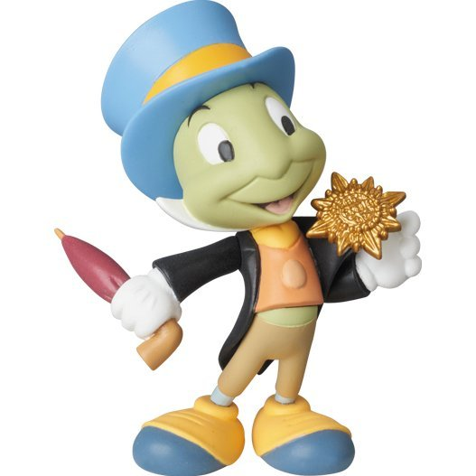 UDF Disney Series 6 Jiminy Cricket non-scale PVC Painted