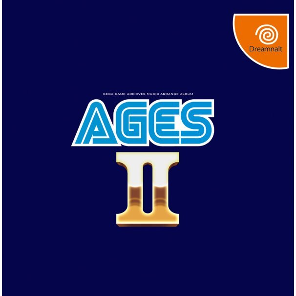 AGES II: Sega Game Archives Music Arrange Album