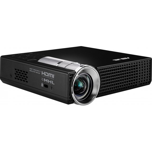 ASUS P2E Ultra-Light Portable LED Projector