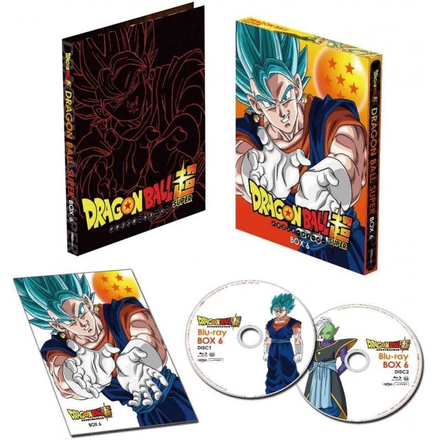 Dragon Ball Super Blu-ray Box 6