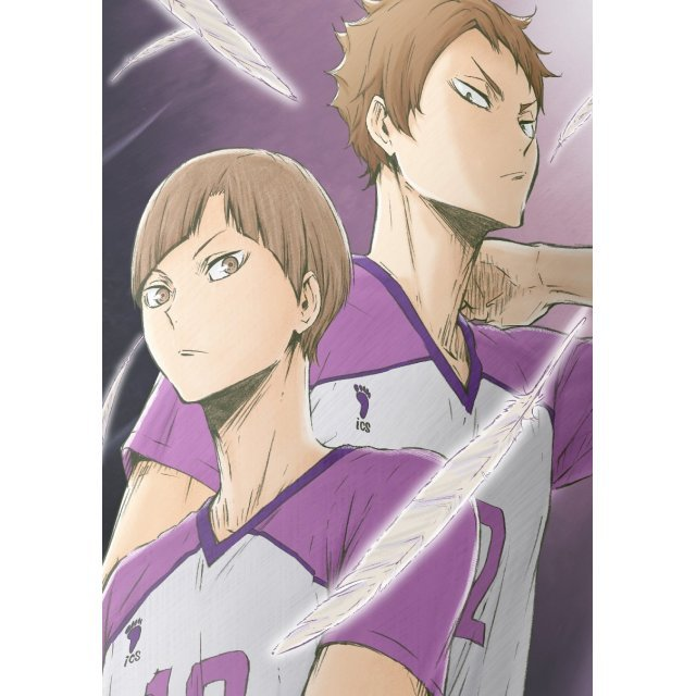 Haikyu!! Karasuno High School Vs Shiratorizawa Academy Vol.5