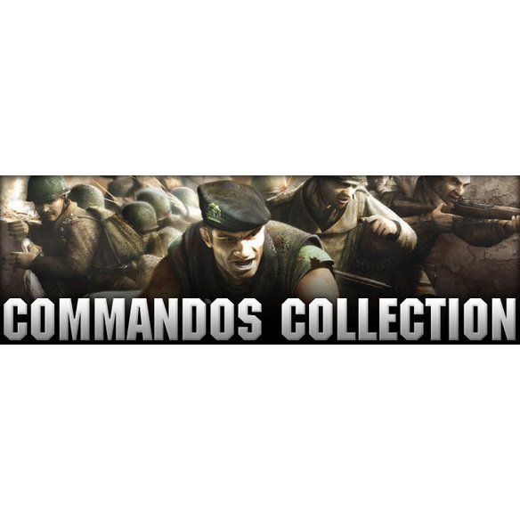 Commandos Pack (Steam)